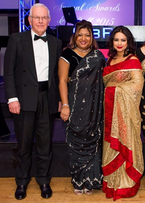 Camilla Choudhury With SAL 2015 Judges